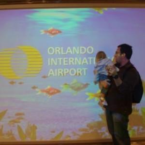 Orlando com crianças pequenas: dicas do Teodoro (1 ano) e dos seus pais.