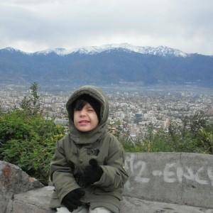 Santiago do Chile e Valle Nevado com crianças: dicas do Enzo (3 anos e meio) e dos seus pais.