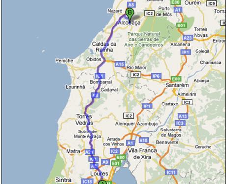Portugal, passeios perto de Lisboa: Óbidos e Alcobaça – dicas e roteiros para a família