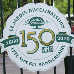 Paris com crianças : o Jardin d'Acclimatation, um Parque de Diversões dentro da cidade!