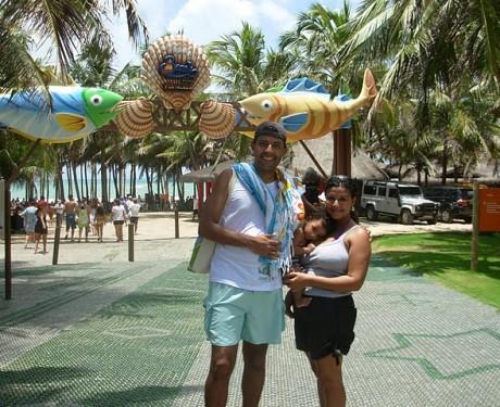 Beach Park em Fortaleza: dicas do Eric (6 meses) e dos seus pais.