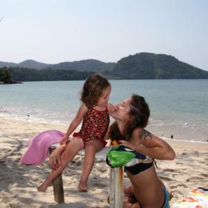 Paraty com crianças: dicas da Nina (3 anos) e dos seus pais.