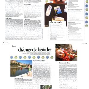 """""""Guia Quatro Rodinhas"""" na Cláudia Bebê – nov. 2011"""