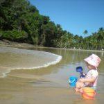As melhores praias do Brasil com crianças: palavra de Blogueiros!