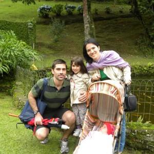 Quais os seus sonhos de viagem em família para 2012?