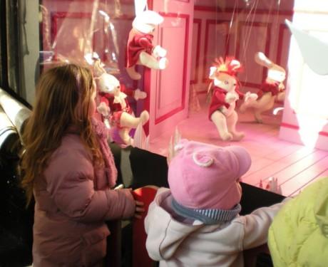 Natal em Paris com crianças!