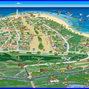 Hotéis e Pousadas com estrutura para bebês e crianças na Praia do Forte