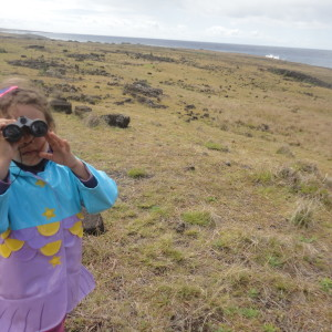 Ilha de Páscoa com crianças: dicas da Sofia (5 anos) e dos seus pais.