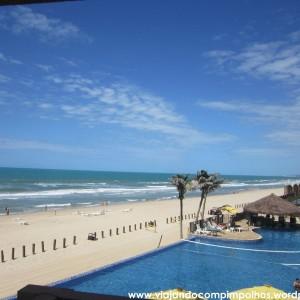 Acqua Resort no Beach Park: uma estrutura super family friendly a um passo do parque aquático!