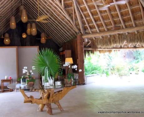 Hotel Review: Mahékal Beach Resort em Playa del Carmen.