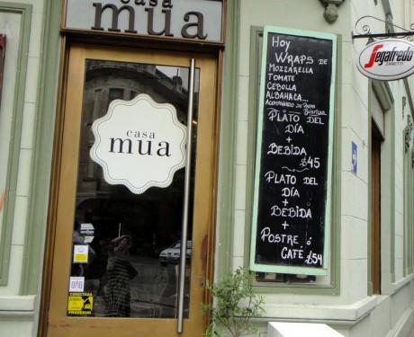 Buenos Aires com crianças: Casa Mua, restaurante com brinquedoteca em Palermo.