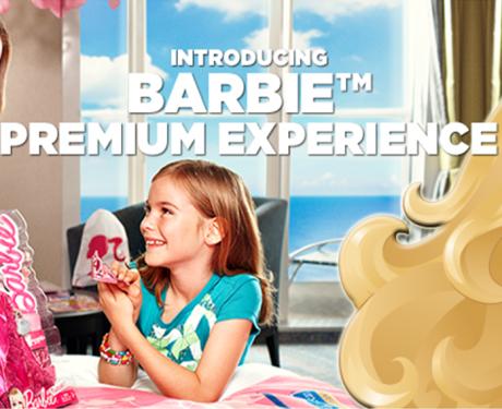 """""""Cruzeiro da Barbie"""": Royal Caribbean firma parceria com a Mattel e oferece experiência Barbie a bordo!"""