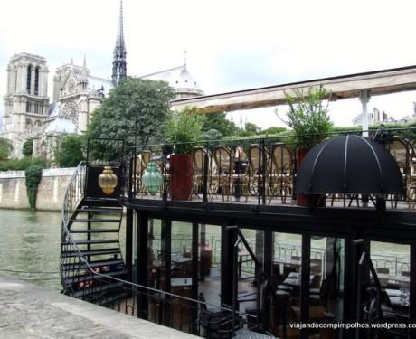 Paris com crianças: um cantinho especial onde tomar um suco em família!