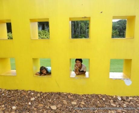 Inhotim com crianças: dicas da Sofia (7 anos) e dos seus pais.
