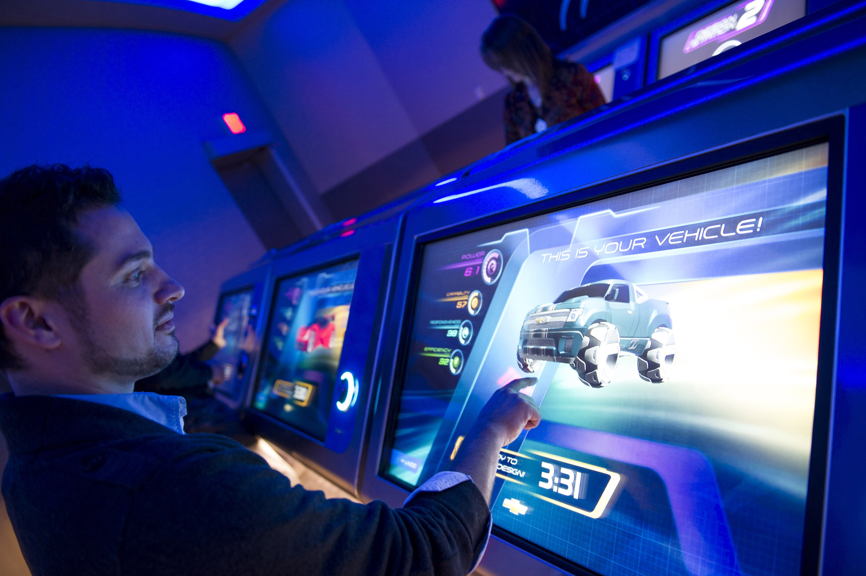 Test Track Re-imagined