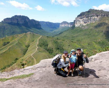 Chapada Diamantina com crianças: dicas da Nina (5 anos) e dos seus pais!
