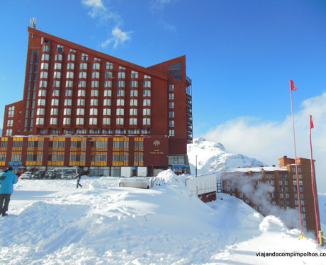 Promoção para conhecer o Valle Nevado e Deserto do Atacama na mesma viagem!