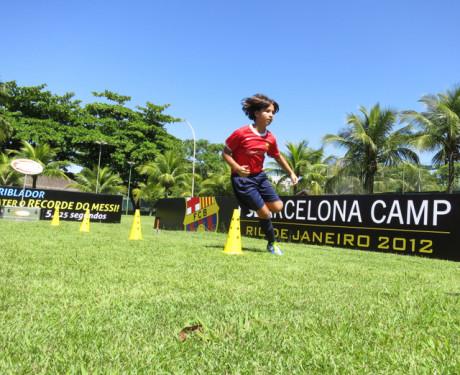 Barcelona Camp e Milan Junior Camp: férias para os pequenos futebolistas!