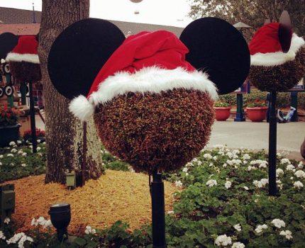 Dicas para passar a noite de Natal na Disney em Orlando!