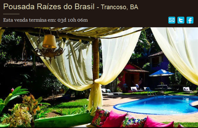 Zarpo Pousada Raízes do Brasil