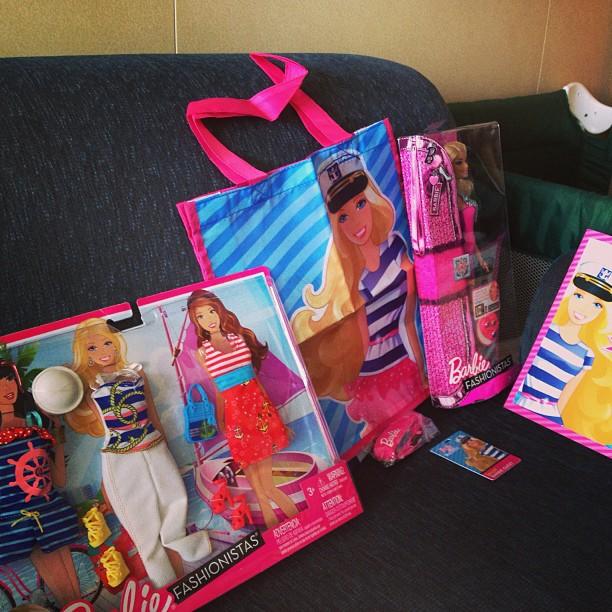 Barbie Cruise Royal Caribbean