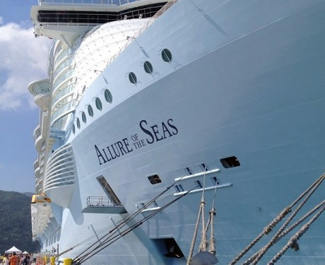 Como embarcar e desembarcar de um Cruzeiro? (Allure of the Seas, Royal Caribbean)