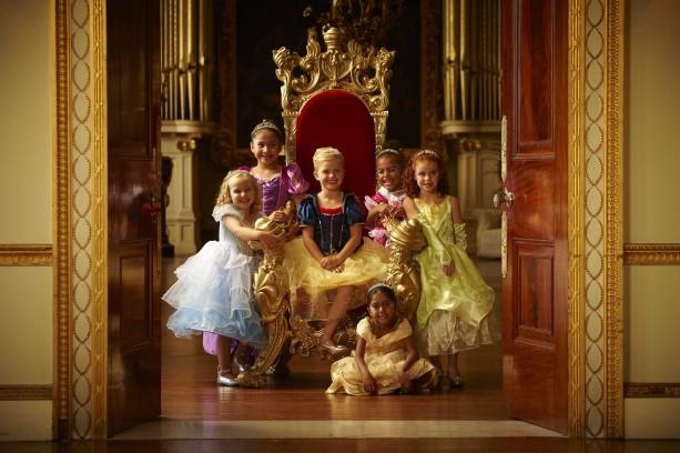 Disney Bibbidi Boutique em Londres
