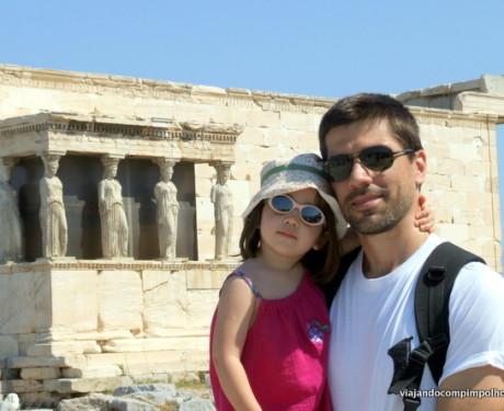 Grécia: 24h em Atenas, o que fazer com crianças?