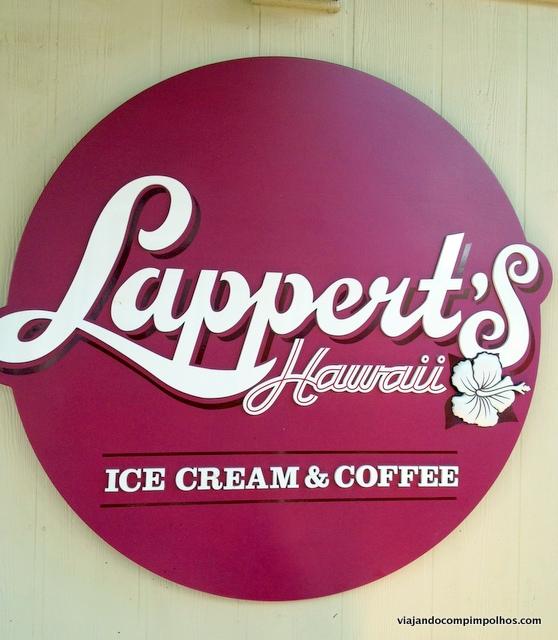 Lappert's Hawaii Ice Cream