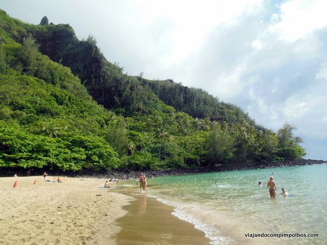 Ke'e Beach, Kauai, Hawaii