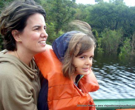 Amazônia com crianças: dicas do Joca (6 anos), da Alice (4 anos) e dos seus pais.