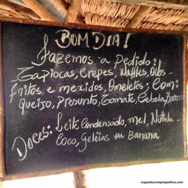 Vila Kalango Café da manhã
