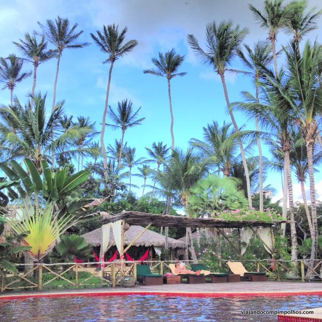 Vila Kalango jardins