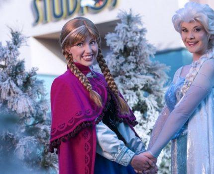Disney's Hollywood Studios terá programação especial com personagens do Frozen