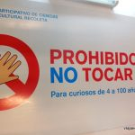 Buenos Aires com crianças: Museu Participativo de Ciências – Proibido não tocar!