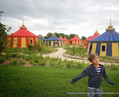 Puy du Fou na França: um Parque onde dormir e virar um cavaleiro medieval!