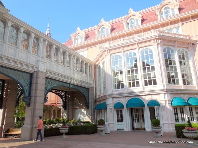 Hotel Disneyland Paris