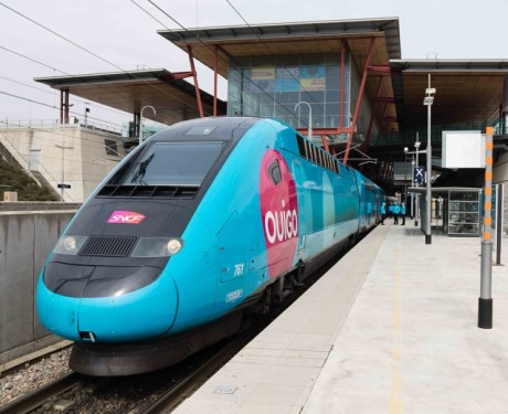 OUIGO: o trem low cost entre Paris e Sul da França!