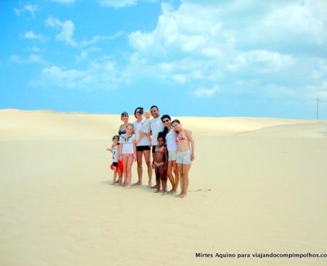 O nosso roteiro…no litoral nordestino: uma roadtrip de Salvador à Fortaleza com 4 crianças