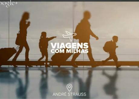 Grupo Viagens em Família: hangout sobre viagens com milhas