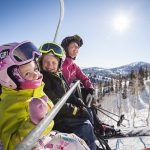 Primavera em Park City oferece esqui, promoções e atividades familiares
