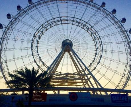 Nova atração em Orlando: The Orlando Eye inaugura em maio!