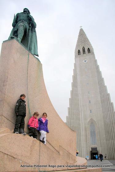 Hallgrímskirkja-church