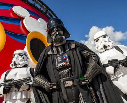 O cruzeiro Disney Fantasy terá um dia especial Star Wars! #StarWarsDay
