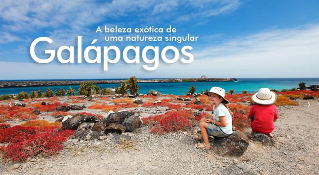 Agência Viajar com Crianças Galápagos