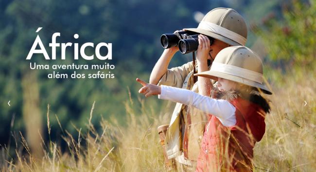 Agência Viajar com Crianças África do Sul