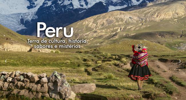 Agência Viajar com Crianças Peru