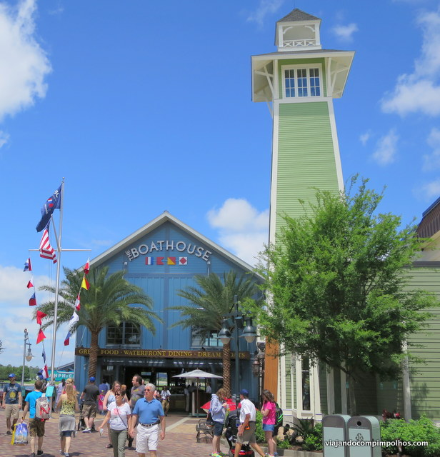 Restaurante The BoatHouse Disney Springs
