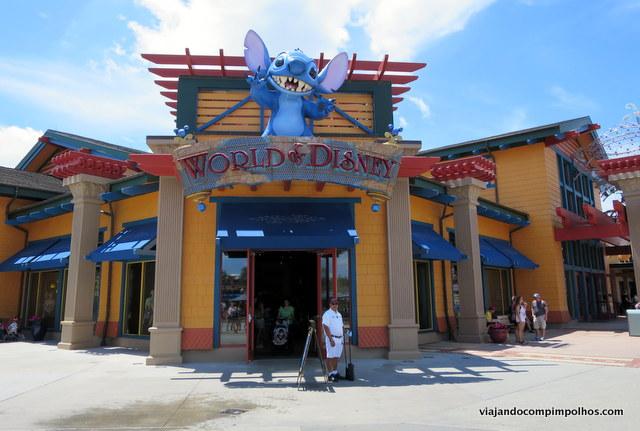 World of Disney Downtown Disney