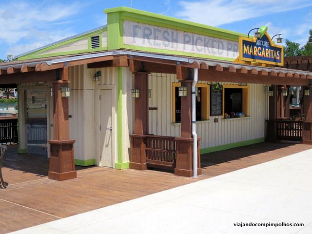 Bar de Margueritas Downtown Disney
